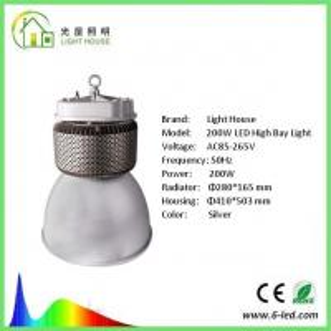 Best 200 Watt Led High Bay Light High Lumen for Commercial Building , Commercial Led Lighting wholesale
