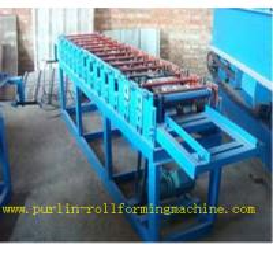 Best 45# Steel Stud Roll Forming Machine for Roof Ceiling Batten 7.5kw Power wholesale