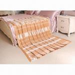 Best 100% bamboo blanket, measures 180x210cm wholesale