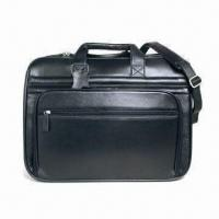 Best 20-inch Laptop All-in-one Briefcase with Rear Zipper Compartment wholesale