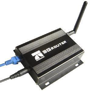 Best Ethernet RJ45 HSUPA 3G Industrial Router wholesale