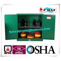 Best Flame Proof  Hazardous Material Storage Containers 30 Gallon For Pesticide / Gas Cylinder wholesale