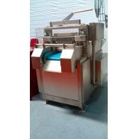 Cheap CE automatic high speed digital control potato slicer cutting machine for sale