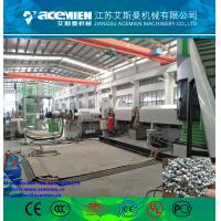 Best Plastic extrusion double-stage pelletizing line/ granulation line of polystyrene wholesale