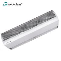 Best Water Source Evaporator Fan Coil Series Heated Air Curtain For 1m , 1.5m , 2m Door wholesale