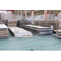 Best TISCO Cutting 310S Stainless Steel Plates Cold Rolled / Hot Rolled SS Plate wholesale
