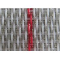 Best Triple Layer Paper Making Machine Parts Polyester Forming Fabrics Green / Blue Color wholesale