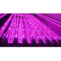 Cheap 1200mm Hydroponic Led Grow Light Tube For Vertical Farm , Water Resistance for sale