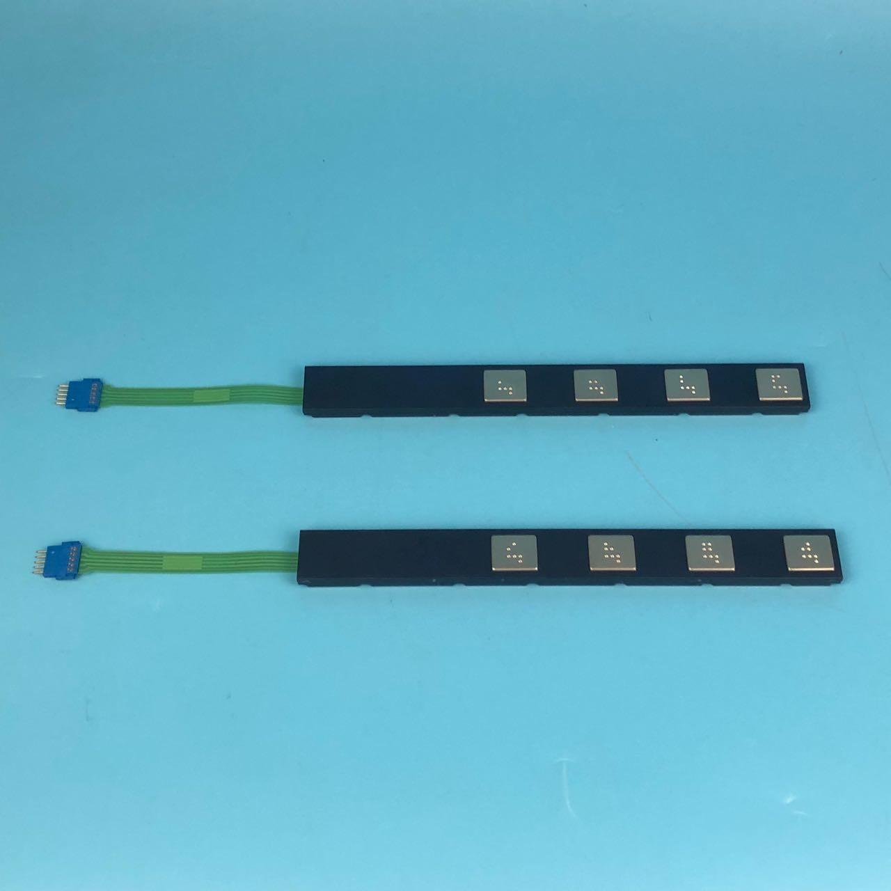 Best High Standard!!! 1750059755 ATM Parts 01750059755 Wincor 12.1 inch Function Key For Sale wholesale