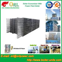 Best Economiser Tubes CFB Boiler Economizer In Thermal Power Plant High Corrosion wholesale