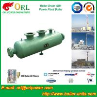 Best Water Heat Boiler Mud Drum / Boiler Drum Once Through For Power Station wholesale