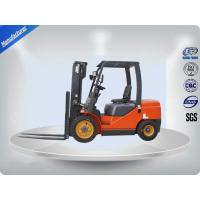Best 7.0T Low Noise Hydraulic Pallet Truck / Double Air Filter Electric Lift Trucks wholesale