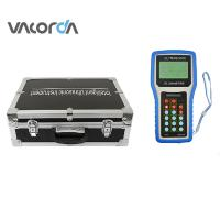 China 12VDC Ultrasonic Flow Meter With 0.03m/S-5.00m/S Flow Range Water Resistant on sale