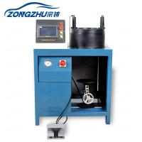 Cheap 380V 415V 220V Hose Pipe Making Machine For Hydraulic Hoses Specified Dies Set for sale