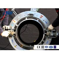 Best 30inch to 36inch Pipe Cutting Beveling Machine Pipe Tools in Split Frame Structure, Automatic Feed wholesale