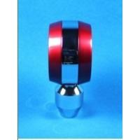 China Moderate Red / Black Racing Gear Knob , 5 Speed Gear Shifter Knobs on sale