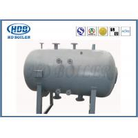 Best Non Toxic Floor Standing Boiler Steam Drum For CFB Boiler Corrosion Resistance wholesale