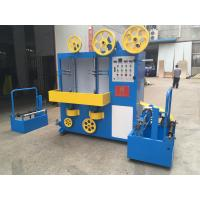 Single Layer Cable Wrapping Machine Auto Rewinder With Film Recycled