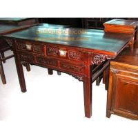 Best Chinese furniture, Antique Dongyang Carving Table wholesale