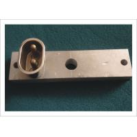 Cast Aluminum Heaters Plate 149mm X38mm X15.8mm 240V 200W With Euro Male Cup