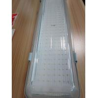 Best 4ft 50W 4000 - 4200 LM SMD 3528 Led Waterproof Fluorescent Light Fixtures For Warehouse wholesale