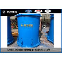 Quality Multi Functional Automatic Rcc Pipe Making Machine Smooth Appearance wholesale