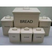 Best Set of 6 Bread Boxes (SUN-011) wholesale