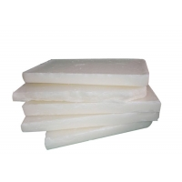 China Refined Paraffin White Microcrystalline Wax Block #70 and Wax Granual #80 on sale