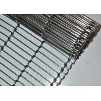 Best High Temperature Resistant Stainless Steel Chain Mesh Belt for Drying Food wholesale