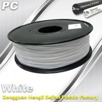 Best PC Filament for Markerbot 1.75mm / 3.0mm Filament 1.3 Kg / Roll wholesale