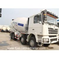 China American Eaton Hydraulic pump concrete mixer truck with 8 cubic meters volume on sale