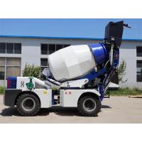 Best 4X4  Cement Mixer Truck With YN27GBZ Engine And 12-16.5-12PR Tires wholesale