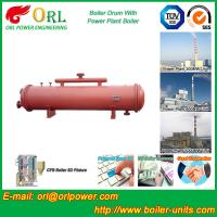 Best Boiler Parts Coal Fired Boiler Steam Drum Corrosion Resistance For Industrial wholesale