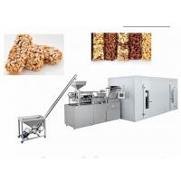 Best Healthy Oatmeal Chocolate Bar Food Production Equipment Capacity 100~350 Kg/H wholesale