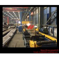 Best H Beam Track Welding H Beam Assembly Machine High Efficient For H Beam Fabrication wholesale