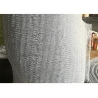 Best PTFE Mix Plastic Knitted Wire Mesh 316 Stainless Steel For Vapor - Liquid Separation wholesale