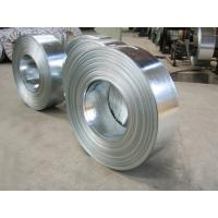 Best chromated / oiled G40 - G90, ASTM A653, JIS G3302 Hot Dipped Galvanized Steel Strip wholesale