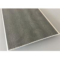 Cheap Weather Resistance Plastic Laminate Panels Black Artistic With ISO9001 / SGS Certificate for sale