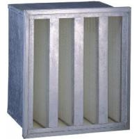 Buy cheap Aluminum Alloy HEPA Air Filter with 99.99%@0.3um (AH-2) from wholesalers