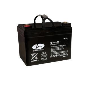 Best Golf Carts Sealed Vrla 12v 33ah UPS Lead Acid Battery For Solar System wholesale
