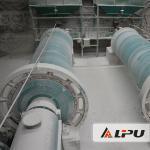 Best Mineral Separation Quartz Sand Ore Dressing Plant Line Quartz Sand Ball Mill 8.5-60t/H wholesale