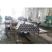 Quenched / Tempered Hollow Steel Round Bar With Chrome Plating