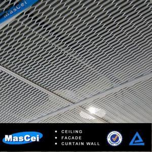 Best Aluminum Grid metal ceiling and Alumium open ceiling design for Shop wholesale