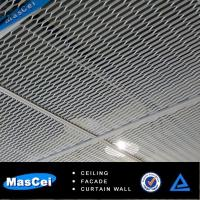 Best Aluminum Open Grid Suspended Cell Ceiling For sale wholesale