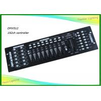 Best Intelligent 192 Channel Small DMX Lighting Controller Digital Signal Output wholesale