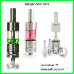 Best Kangertech newest  kanger Aerotank atomizer dual coil airflow control Pyrex Glass in stock wholesale