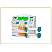 Best Portable Dual Channel Syringe Pump, One Key Operation Hospital Infusion Pumps wholesale