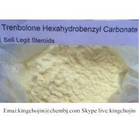 China Healthy Tren Anabolic Steroid Trenbolone Hexahydrobenzyl Carbonate ( parabolan ) 23454-33-3 on sale