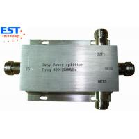 Best 3 Way Power Divider/Splitter EST800-2500MHZ With High Power 150W wholesale