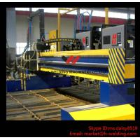 Best Industrial CNC Cutting Machine Flame / Plasma With American Hypertherm DEGD System wholesale